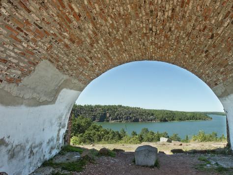 Diskussion om det planerade besökscentret i Bomarsund