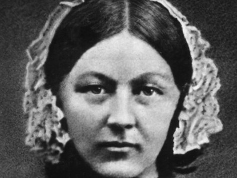Florence Nightingale var ingen Florence Nightingale