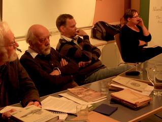 Välbesökt diskussion om Ålandslösningens tillkomst och nutida tolkningar