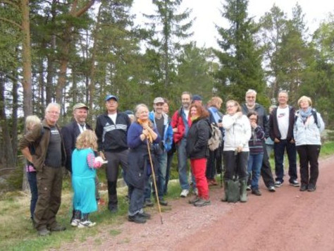 Vandring i Bomarsund