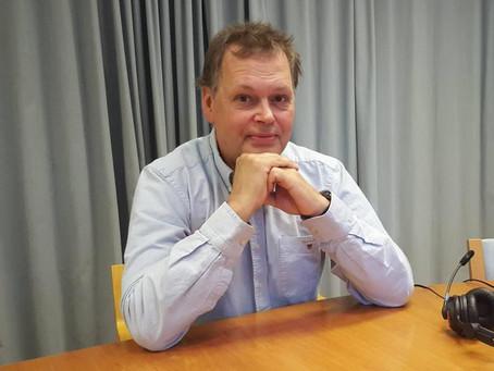Intervju med Radio Åland
