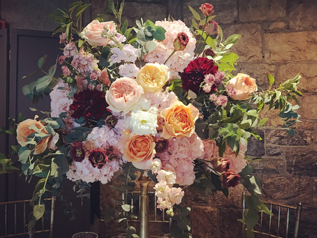 Bespoke Floral Decoration at Your Wedding