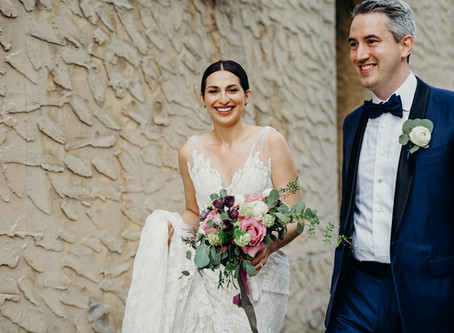 Aurelia & Reilly Hogan 's Wedding  At BoBo Restaurant | Fleurissimo NYC | Manhattan Wedding Florist