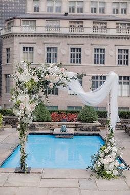 Wedding arch & NYC wedding florist.jpg