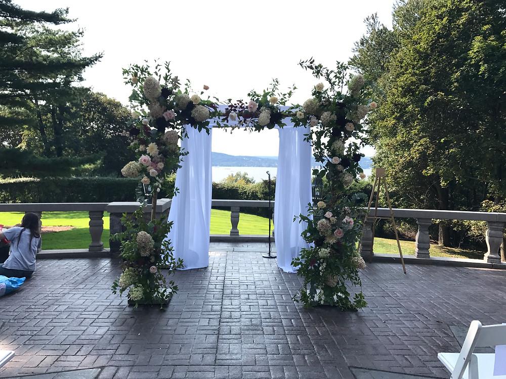wedding arch NYC