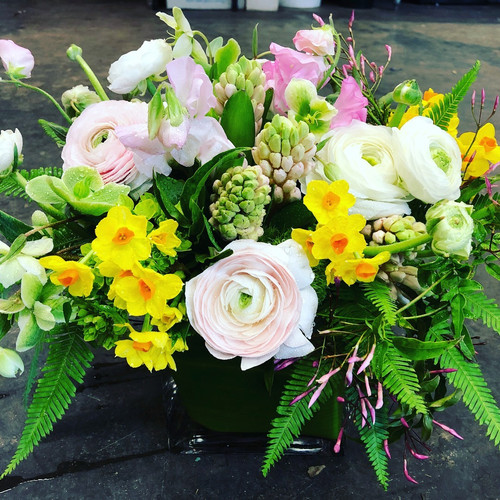 Best Flower Delivery Nyc Flower Delivery In Manhattan Fleurissimo