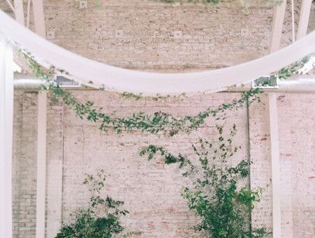 Dreaming  About Organic Greenery Wedding For Your Big Day ?