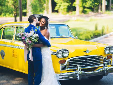 A Romantic New York Wedding