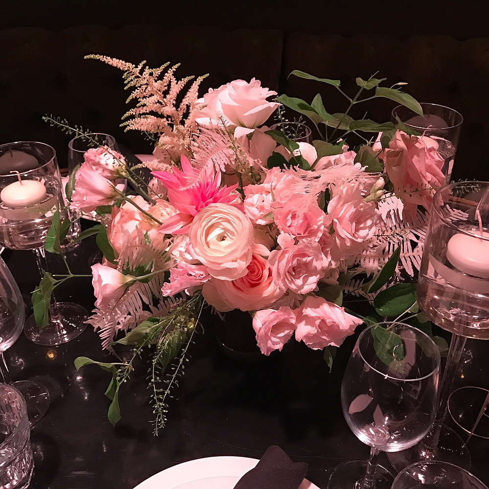 wedding event flower arrangements NYC