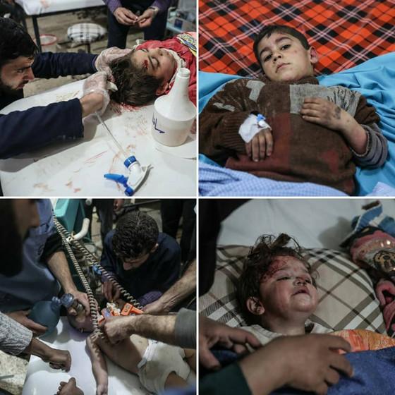 Bantuan untuk Syria