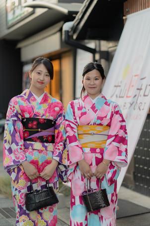犬山の観光・体験なら着物&浴衣レンタルの「犬山日和」へ♪