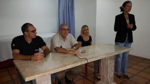 Yamana Gold faz coletiva de imprensa para tratar sobre assalto na unidade de Jacobina
