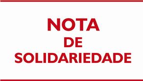 Nota de Solidariedade aos trabalhadores vítimas do assalto em Fazenda Brasileiro