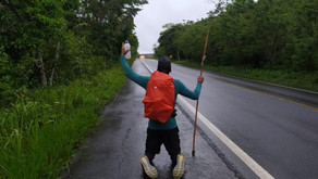 1.500 km: em busca de emprego, baiano vai andar de Catu até Macaé-RJ