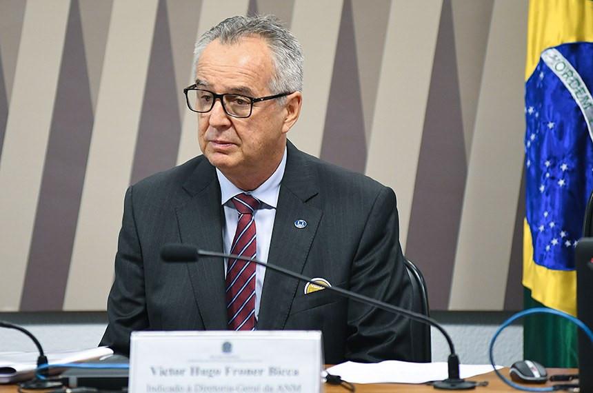 Indicação de Victor Hugo Froner Bicca foi aprovada pela Comissão de Serviços de Infraestrutura (CI)