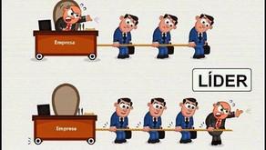 Diferença entre chefe e líder influencia produção na empresa.