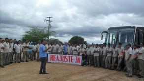 Yamana alega crise para não valorizar a classe trabalhadora no ACT 2016/2017