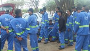 Trabalhadores da MAP aprovam reajuste financeiro do ACT