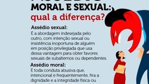 Assédio moral é crime