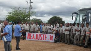 Sindimina promove paralisação dos trabalhadores da FBDM em protesto pelasimposições da empresa em r