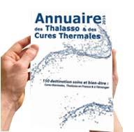 Recevez gratuitement l'Annuaire des Thalasso et Cures Thermales