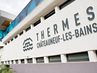 Cure de bien-être à l'espace Sioule de Châteauneuf-Les-Bains