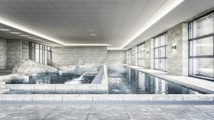 Le Grand Spa Thermal de Brides-les-Bains fait peau neuve en 2018 !
