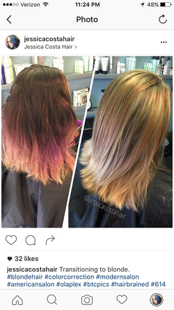JESSICA COSTA HAIR