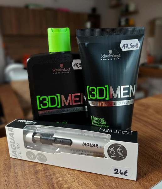 neustrimmer / shampoo / gel