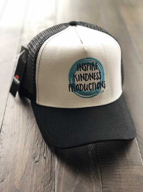 Inspire Kindness Productions Trucker Hat - Black