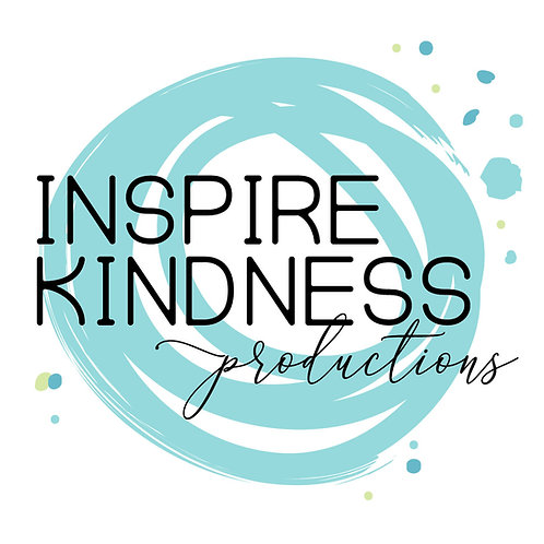 Inspire Kindness Productions Stickers