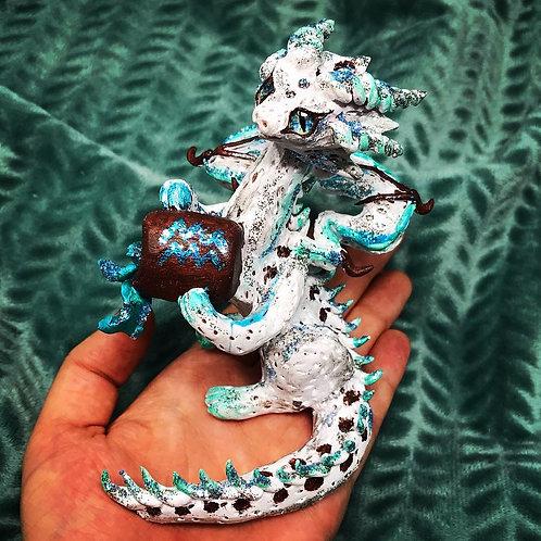 Zodiac Dragon - Aquarius