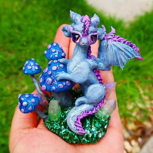 'Mirana' - The Mystical Mushroom Dragon