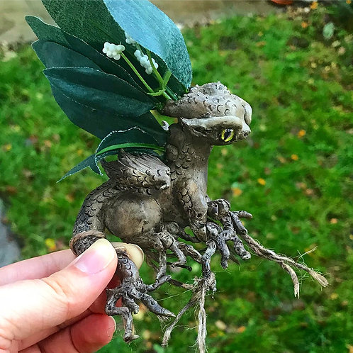 'Makai' - the mandrake root dragon