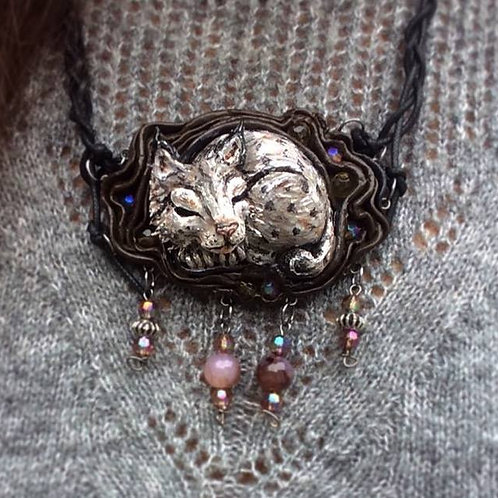 Lynx Pendant
