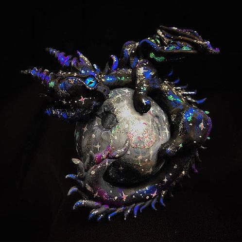 Monty - the beautiful moon dragon