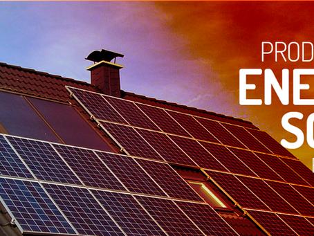 Sistemas de Energia Solar em residências é responsável por 72% do total de instalações no Brasil!