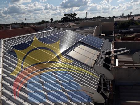 A tecnologia dos micro inversores solar APSYSTEMS