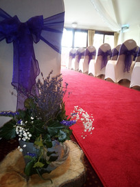 ceremony at the weald