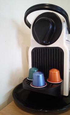 junior suite coffee machine
