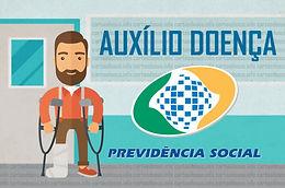 REQUERIMENTO DE AUXILIO DOENÇA