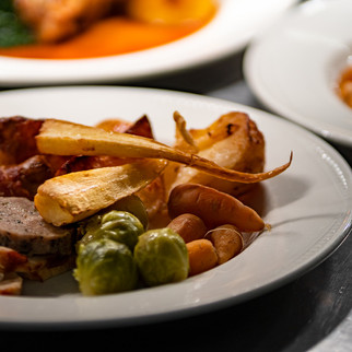 festive meals at the weald