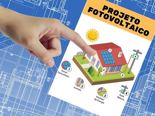 Projeto de Homologação de Sistema Fotovoltaico