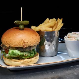 burger meal deal