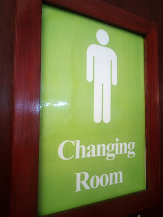 our changing facilities