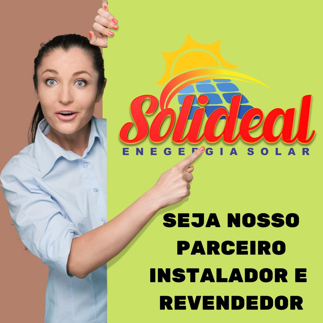 SOLDIEAL PROJETO DE PARCERIA EM REVENDA