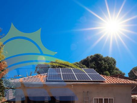 Chegou o VERÃO e com ele maior geração de energia solar!!!
