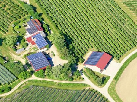 Energia Solar é tendência para aumentar lucro de produtores rurais no Brasil!!!