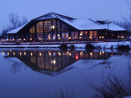 winter clubhouse
