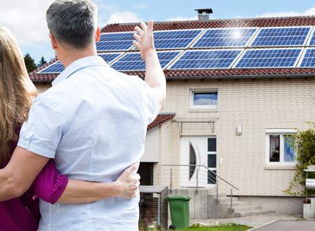 Instalar Sistema de Geração de Energia Solar, valoriza seu imóvel!!!!